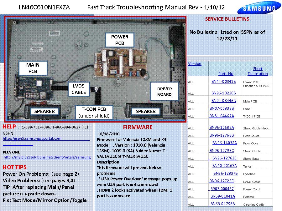 Samsung Un48j5500afxza Fast Track Rev 6 15 15cr Service border=