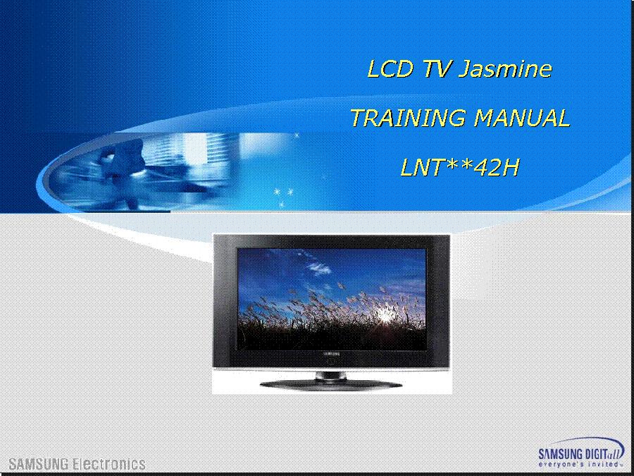 Samsung LN-T2642H LCD TV Treiber Windows 10
