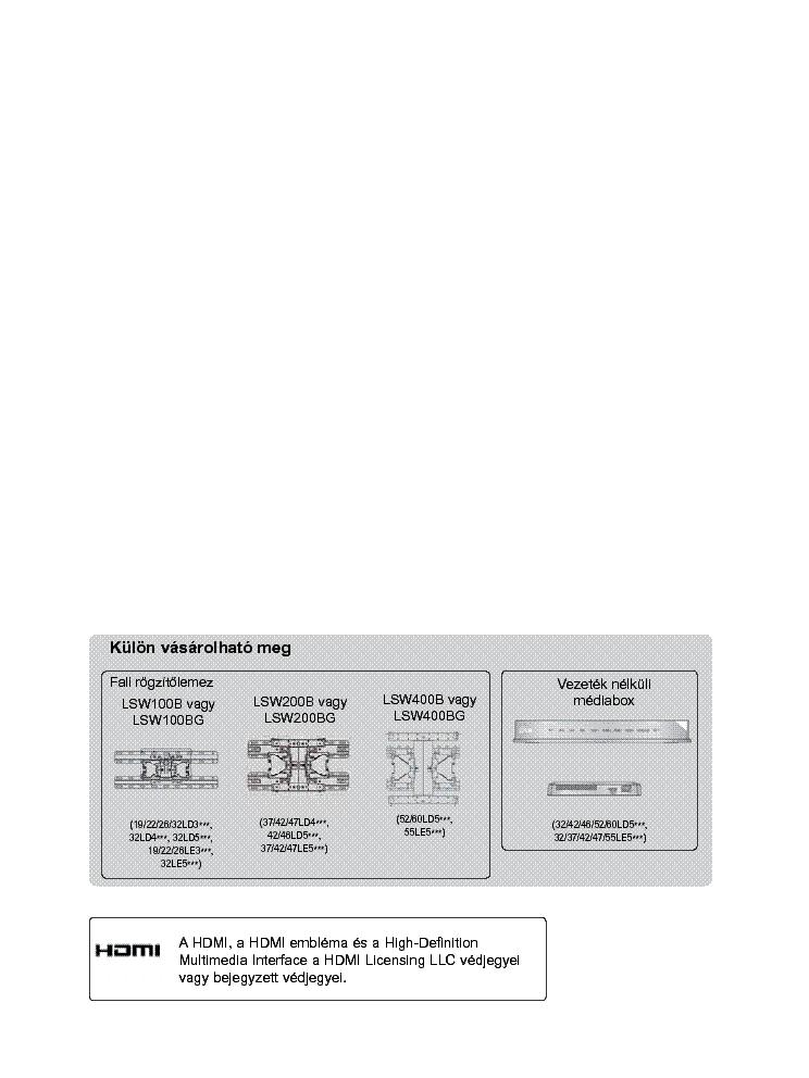 LG LD3 LD4 LD5 LE3 LE5 USERMANUAL Service Manual download