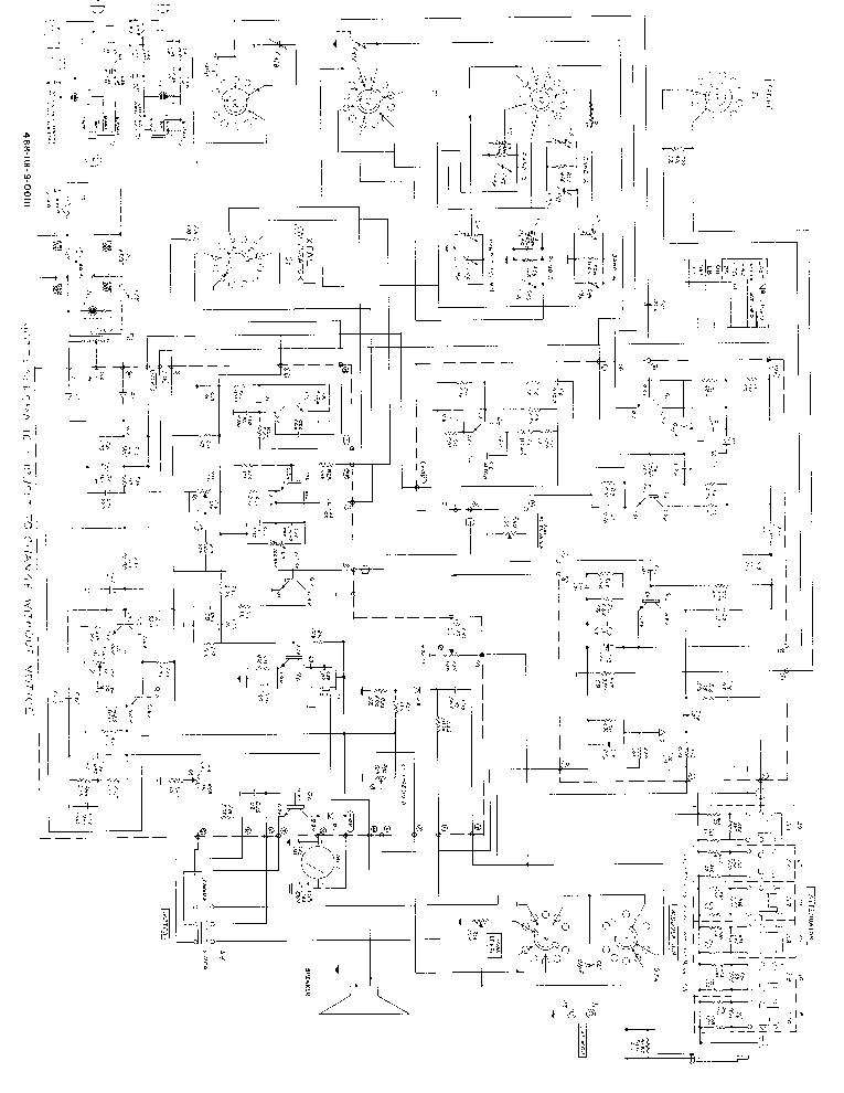 Signal Generator Schematic : Bk precision e d mhz rf signal generator