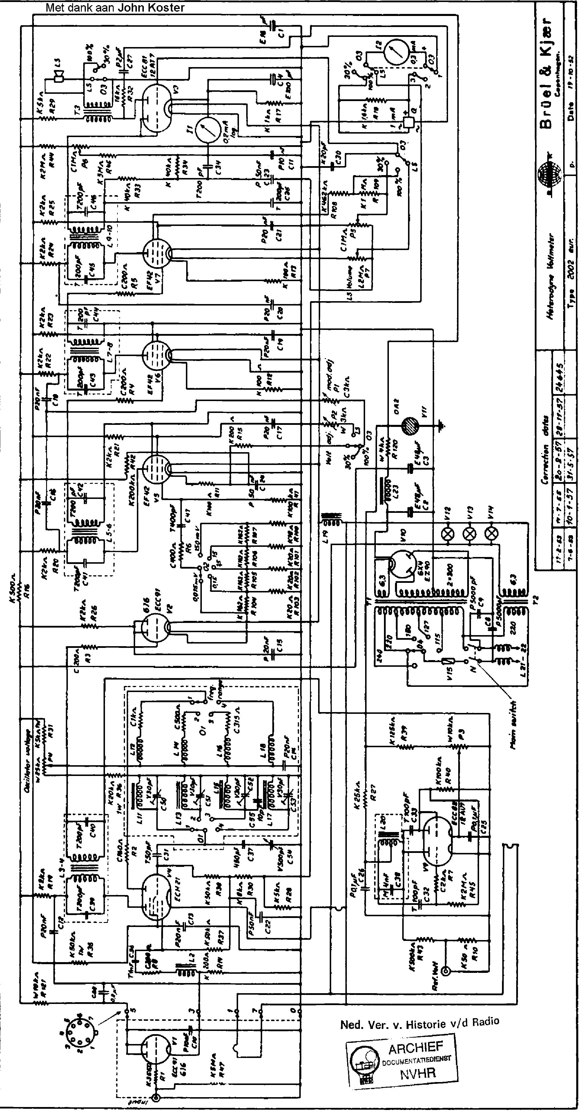 Charmant Voltmeter Schaltpläne Generator Galerie - Elektrische ...