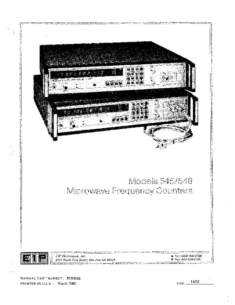 eip 351c counter service manual pdf