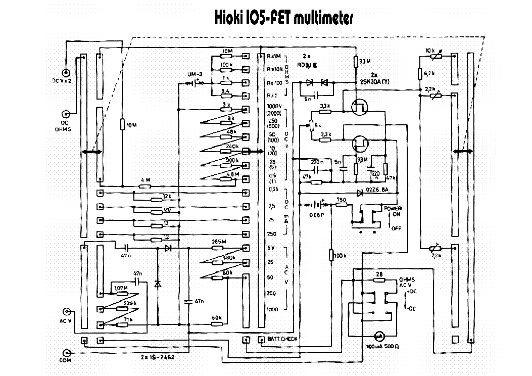 hioki 105