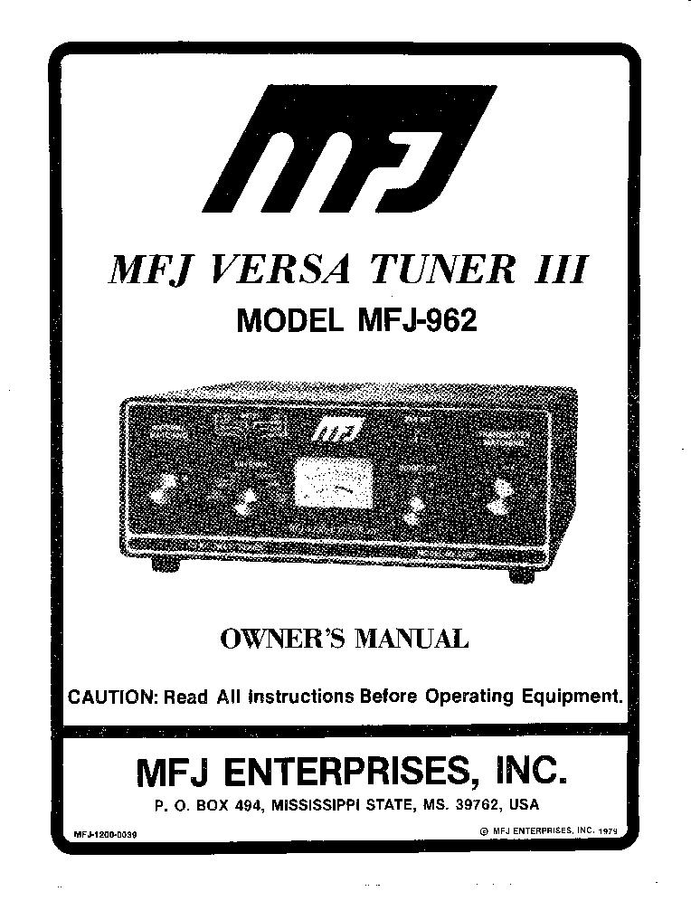 mfj 209 antenna analyzers sch service manual download