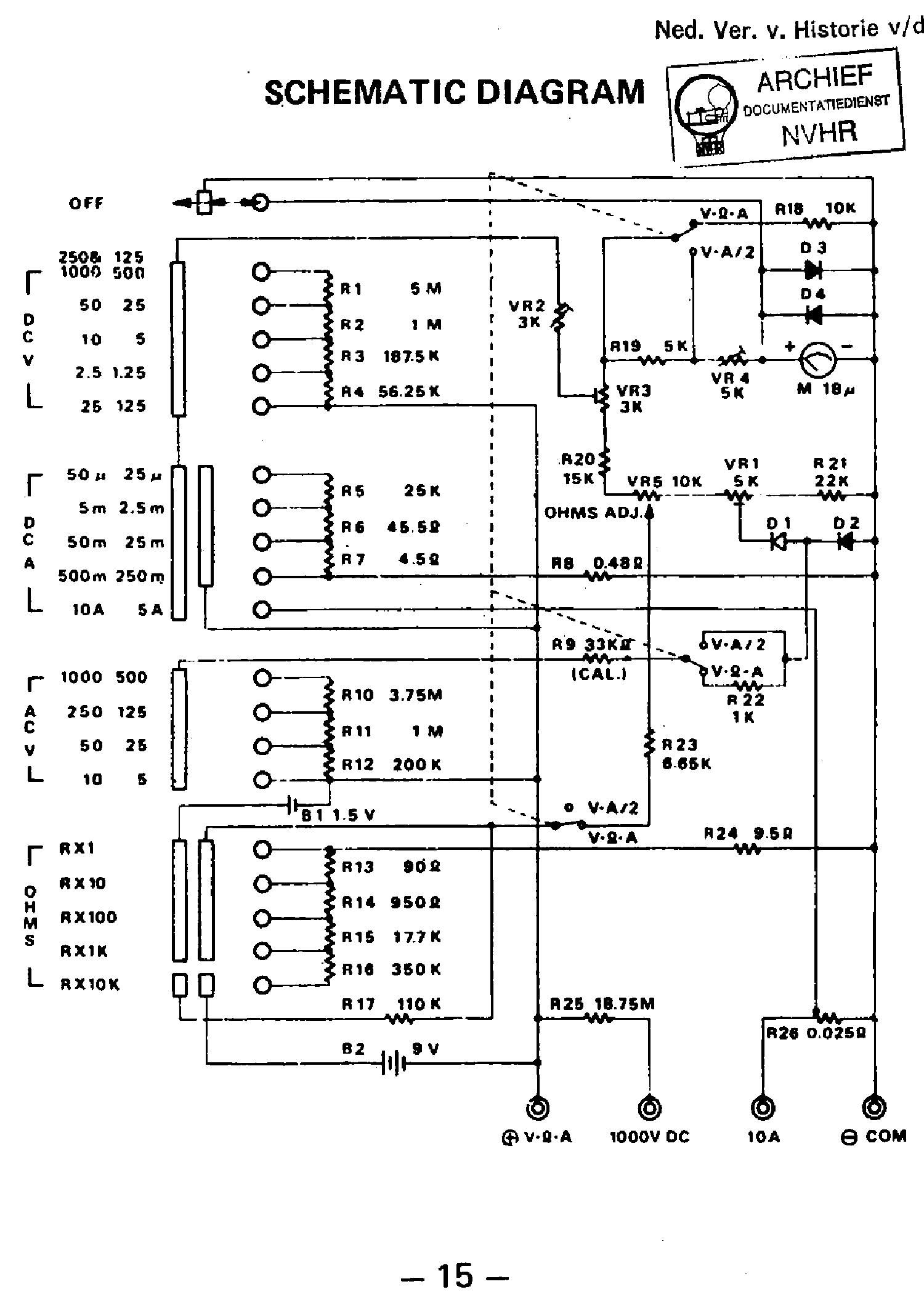 micronta_22 204_analog mm_sch.pdf_1 micronta 22 204 analog mm sch service manual download, schematics  at bakdesigns.co
