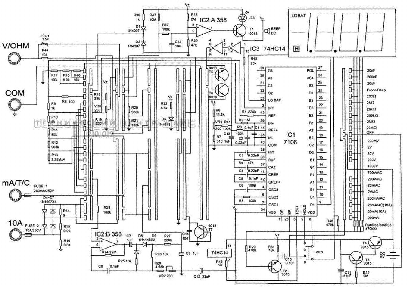 uni t ut210e manual pdf