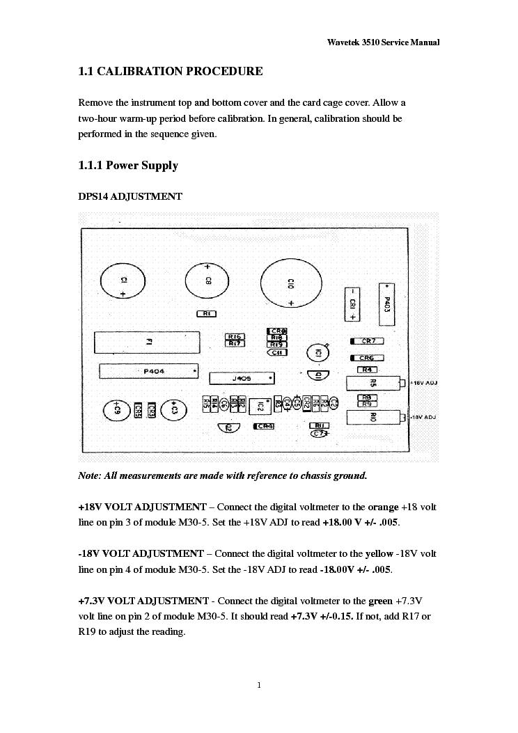 Sf10 Wavetek Sf10 Short Circuit Tester Wavetek Meterman