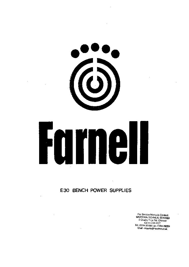 farnell lt30