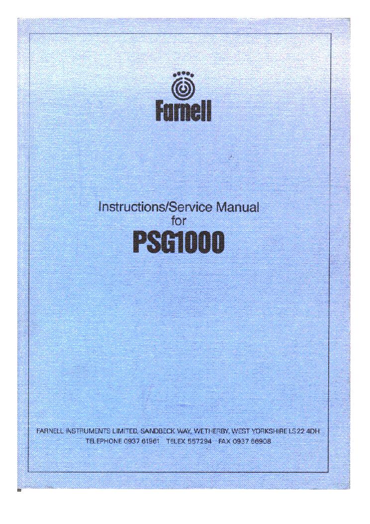 Farnell Catalog Pdf