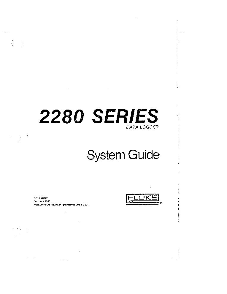 service manual fluke 179
