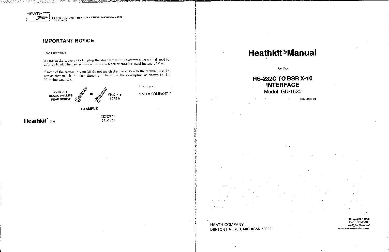 Heathkit Rf