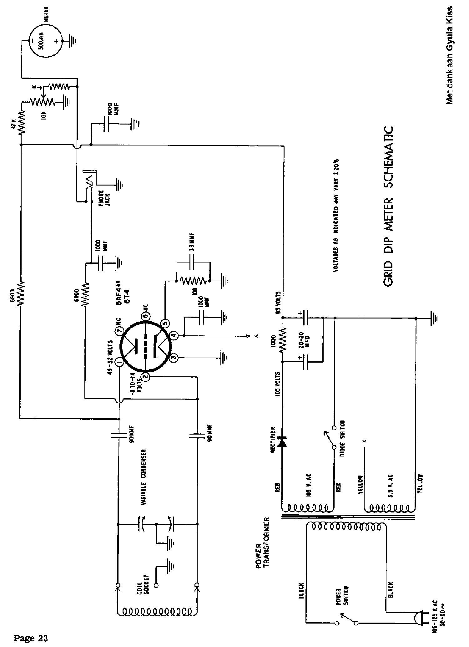 Heathkit Gd1b 2