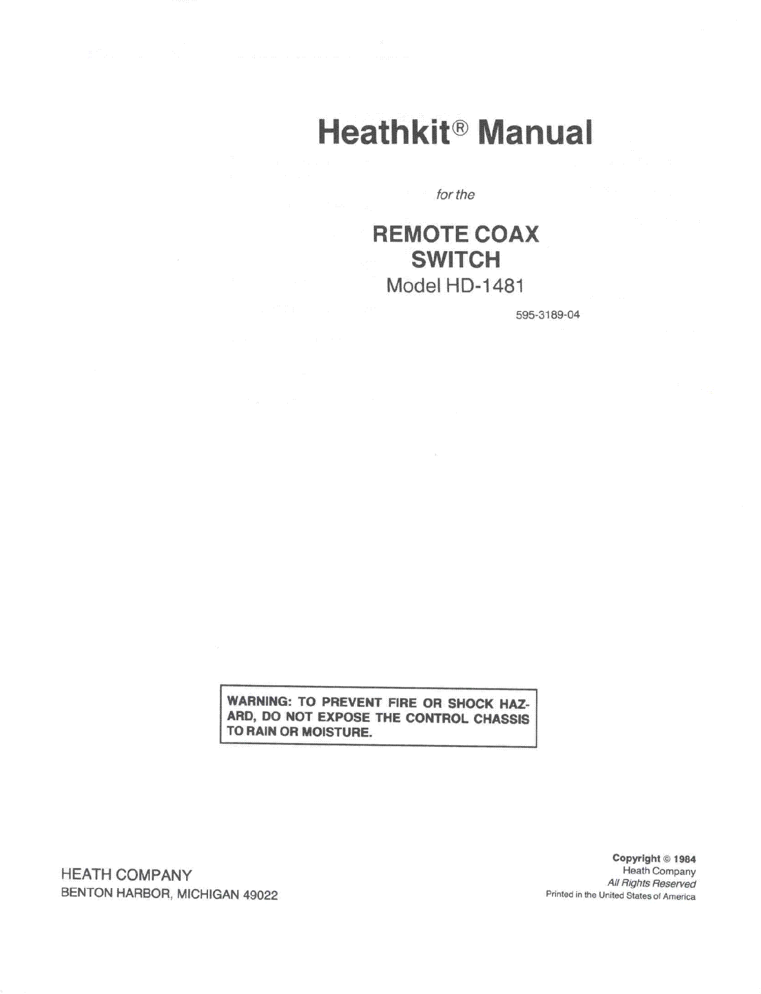Switch Heath Pdf