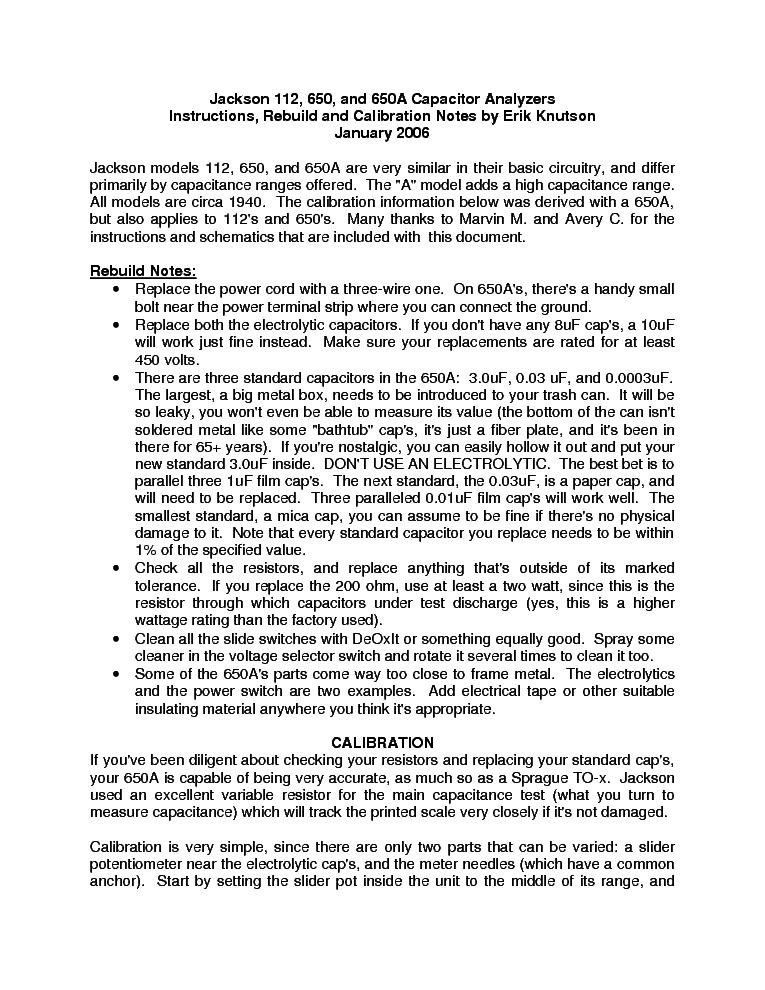Capacitor pdf free