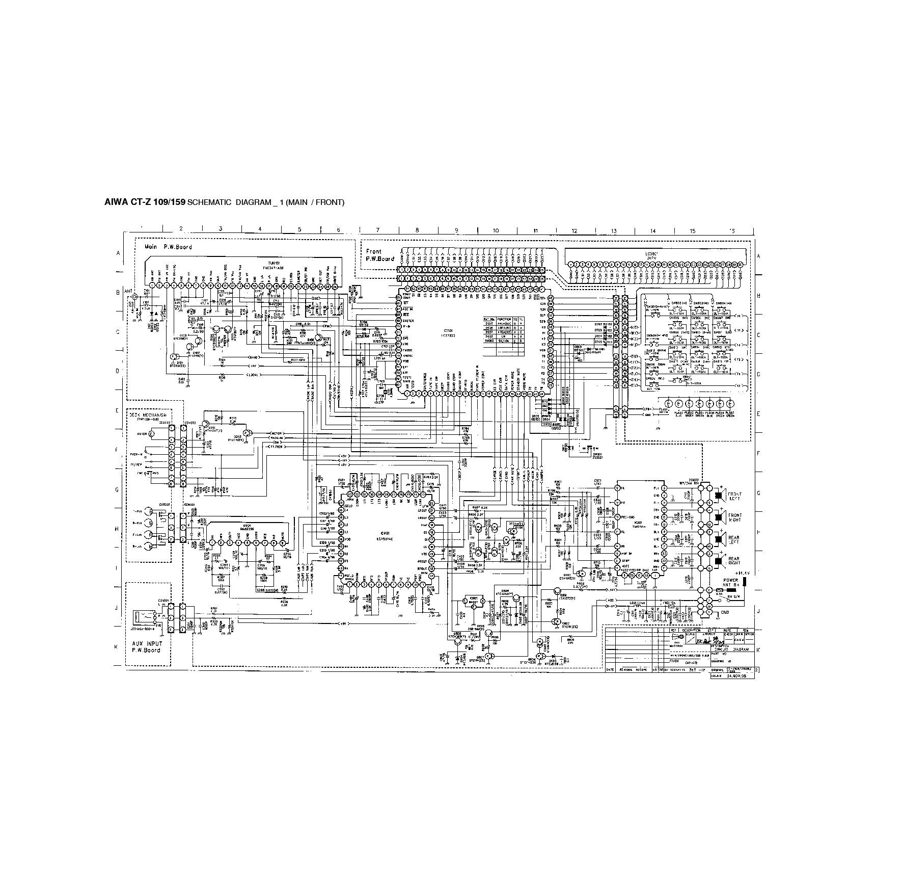 AIWA-CT-Z-109-159 service manual (1st page)