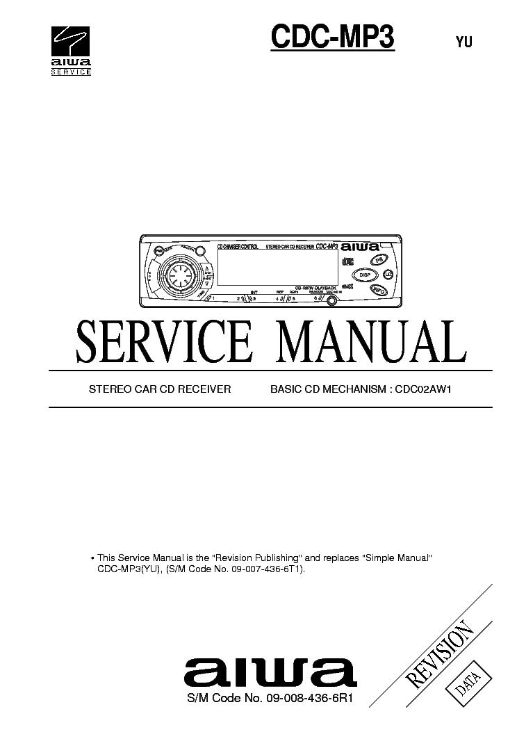 aiwa cdc mp3 sm service manual download schematics eeprom repair rh elektrotanya com