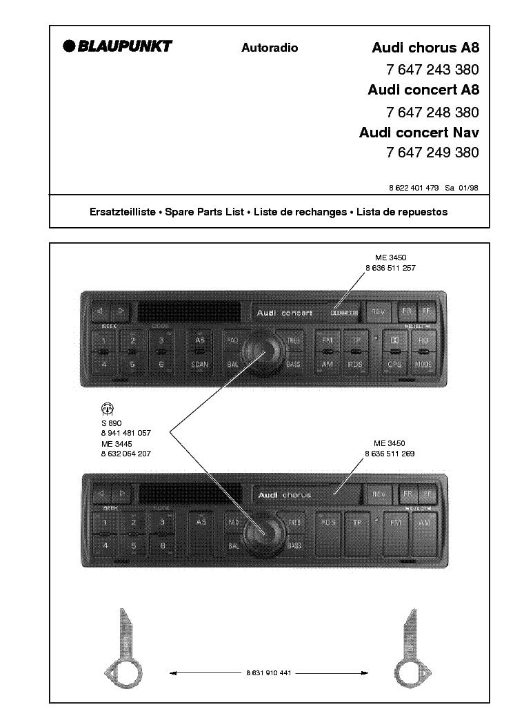 audi concert user manual daily instruction manual guides u2022 rh testingwordpress co Audi Owners Manual PDF Audi Q7 TDI