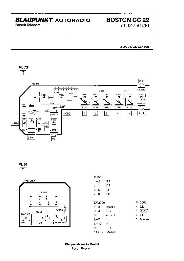 blaupunkt 2020 wiring diagram wiring diagram and schematic design blaupunkt car radio stereo audio wiring diagram autoradio