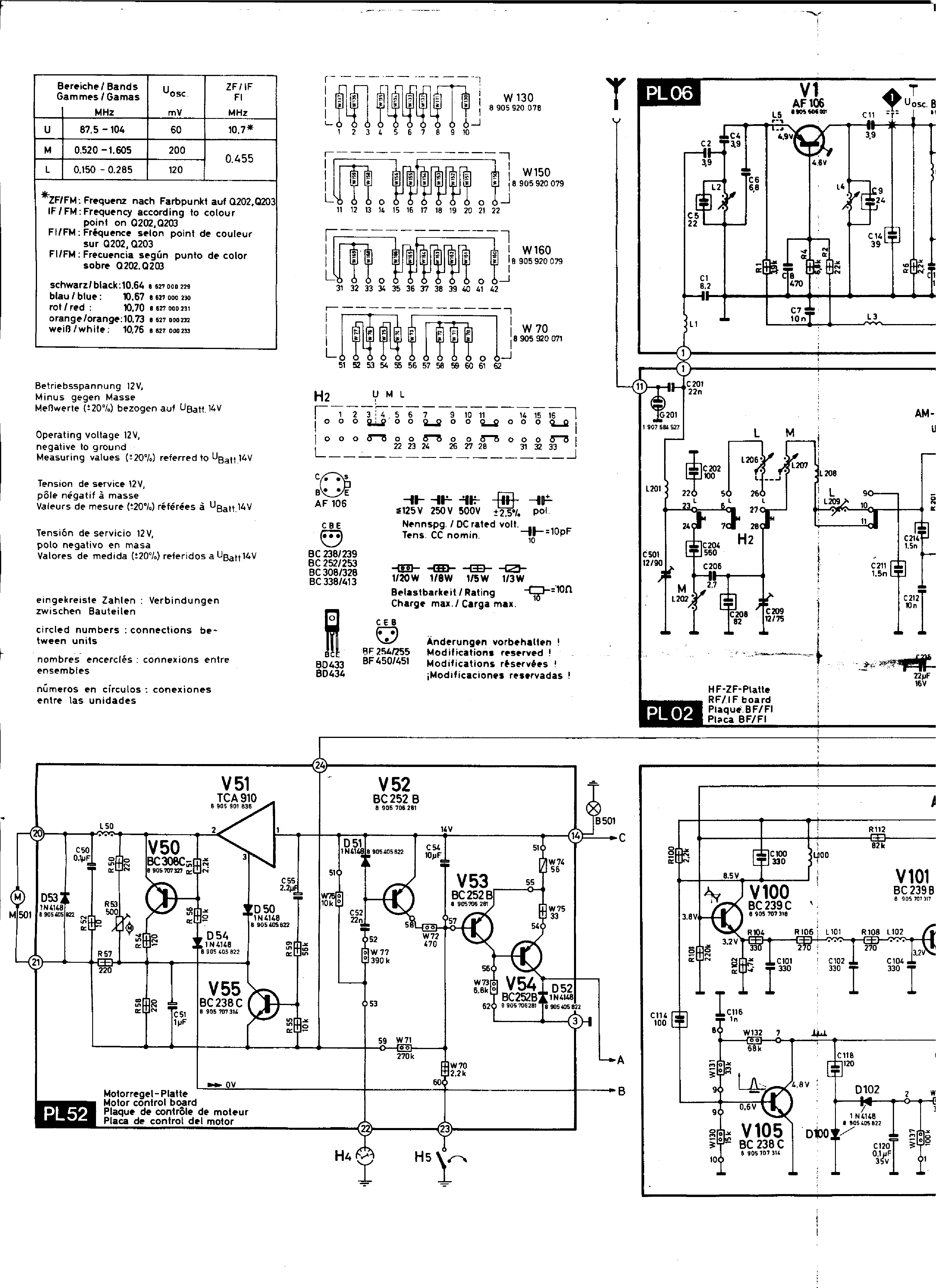 wiring diagram for blaupunkt radio   34 wiring diagram