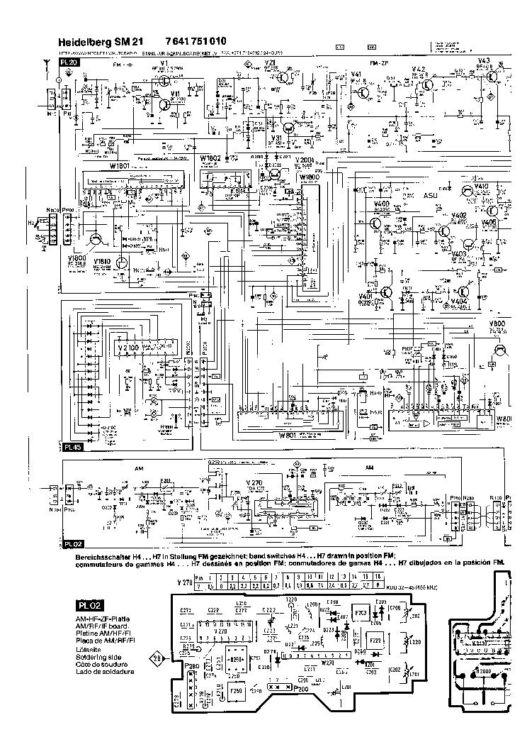 Blaupunkt Canberra C31 Service Manual Download Schematics Eeprom