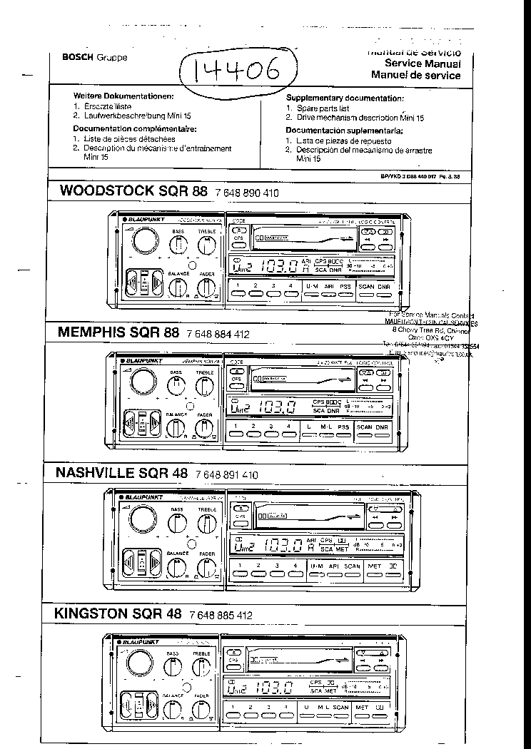 blaupunkt sqr 48 88 sm service manual download schematics eeprom rh elektrotanya com Radio Wiring Diagram Boss Audio Wiring Diagram