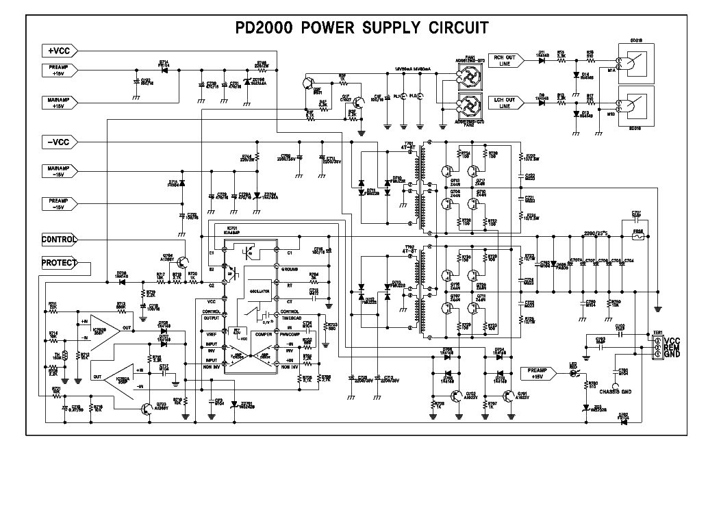 boss pd2000 sm service manual download  schematics  eeprom
