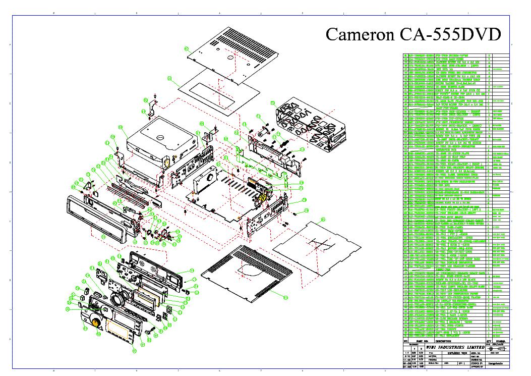 автомагнитола cameron ca-575 dvd инструкция