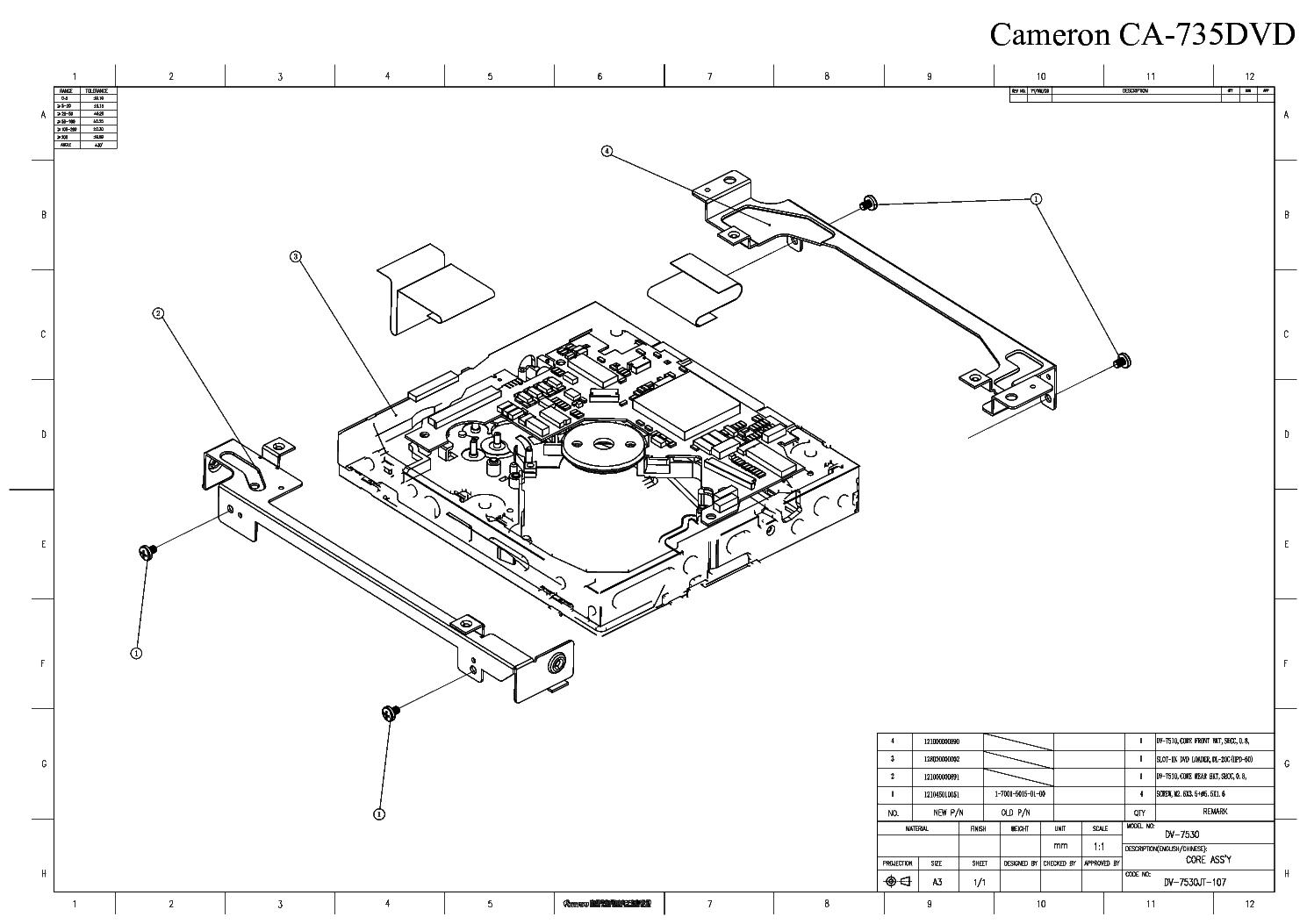 инструкция на cameron ca 575