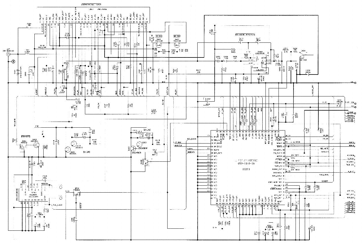 Clarion Arx5370 Sch Service Manual Free Download Schematics Eeprom Wiring Diagram Schematic Rh Elektrotanya Com