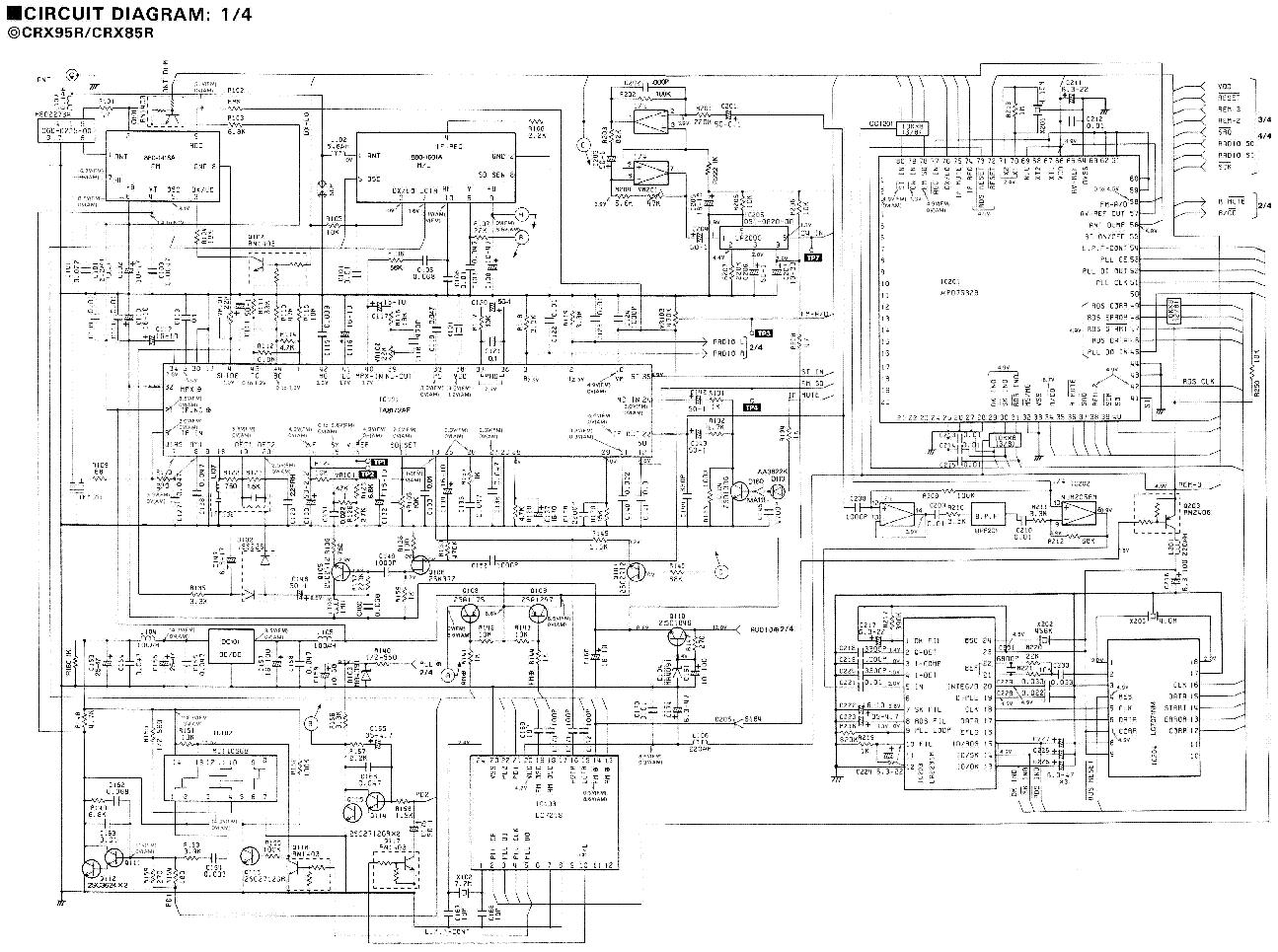 Schön Crx Motor Schaltplan Zeitgenössisch - Schaltplan Serie Circuit ...