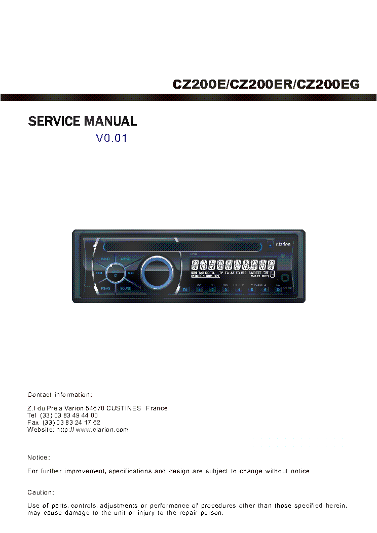 clarion cz100 wiring diagram wiring diagrams clarion cz100 wiring harness diagram diagrams and schematics