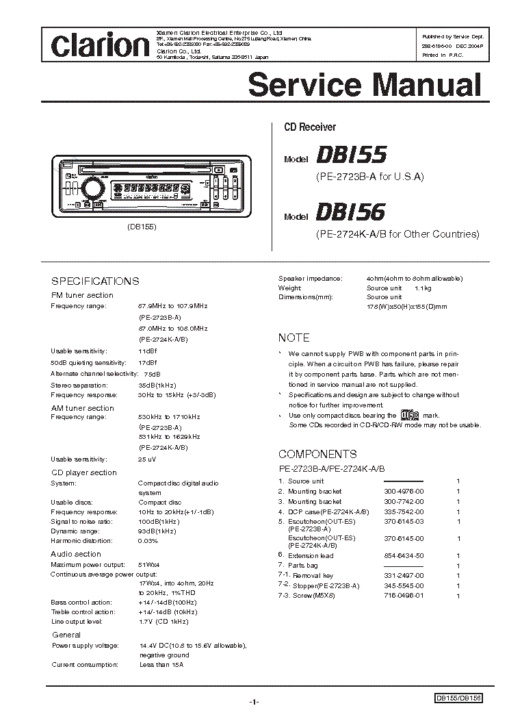 clarion radio wiring diagram wiring diagram and hernes wiring diagram for marine stereo jodebal