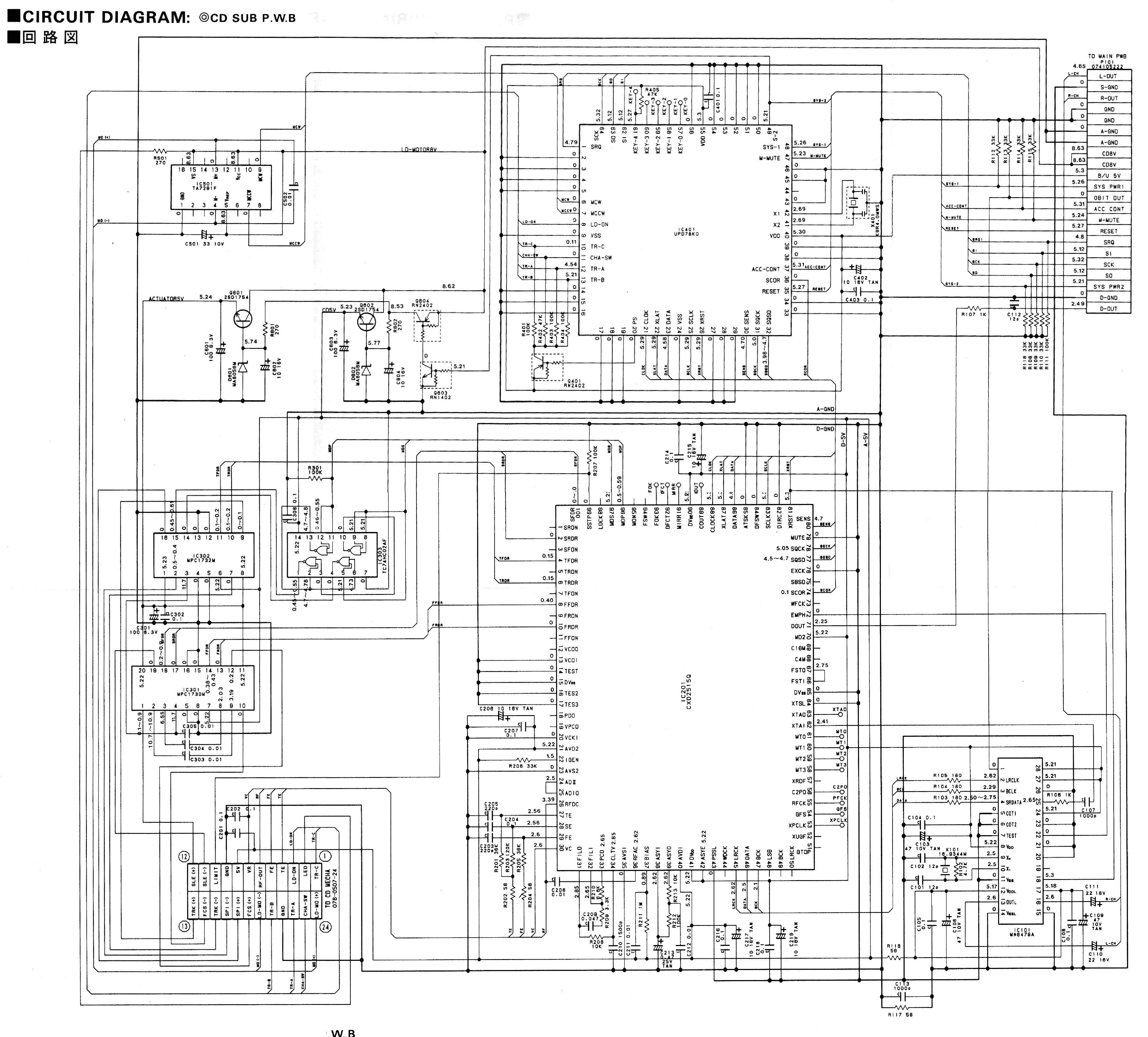 Tolle Clarion 16 Pin Schaltplan Ideen - Elektrische Schaltplan-Ideen ...