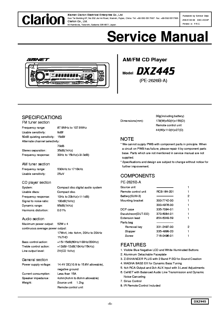clarion dxz475mp wiring diagram 31 wiring diagram images wiring diagrams readyjetset co