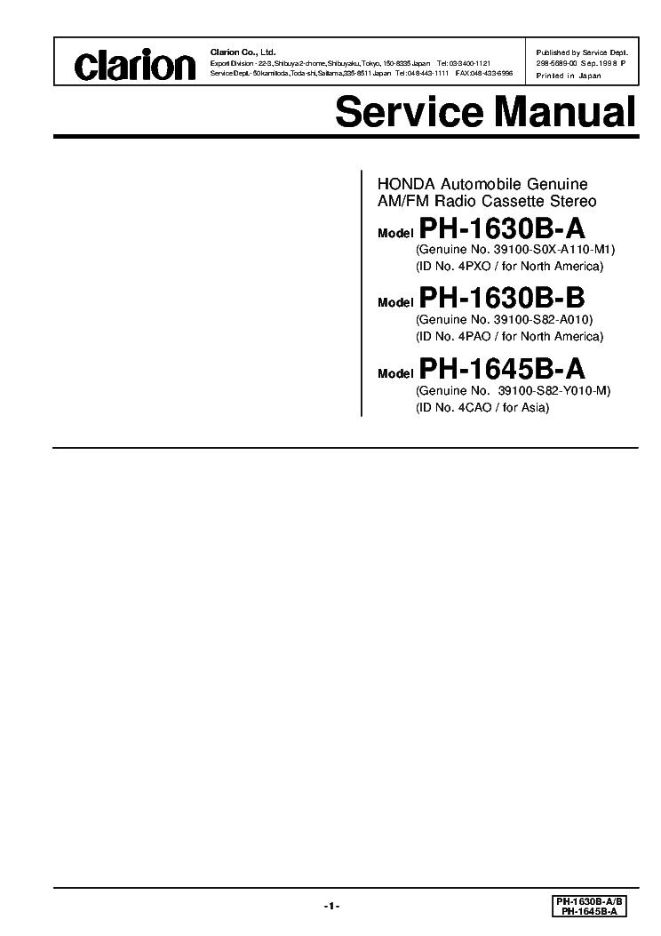 Clarion Xmd1 Wiring Diagram : Clarion m radio wiring diagram