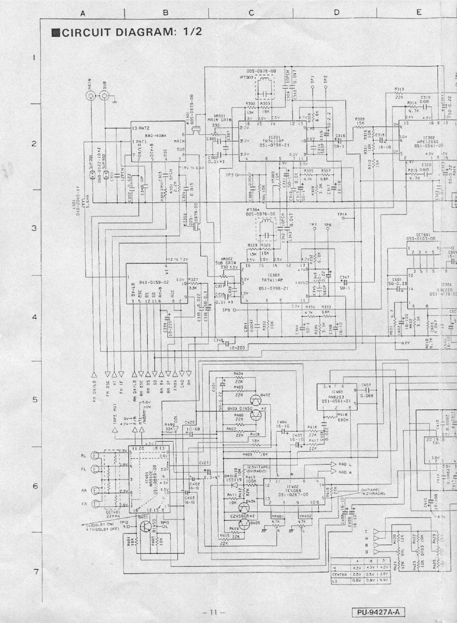 Nice Clarion Vz409 Wiring Diagram Fishman Piezo Wiring Diagram With