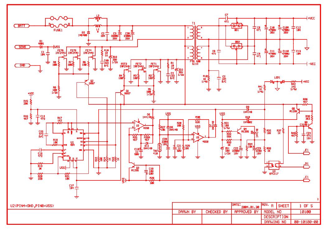 Dls Ma41 Sch Service Manual Download  Schematics  Eeprom