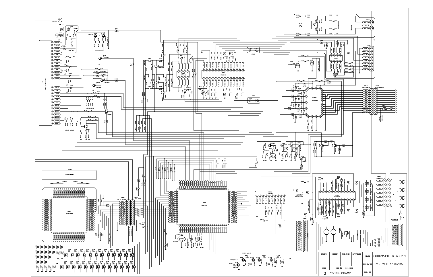 схема velas vdm-m707
