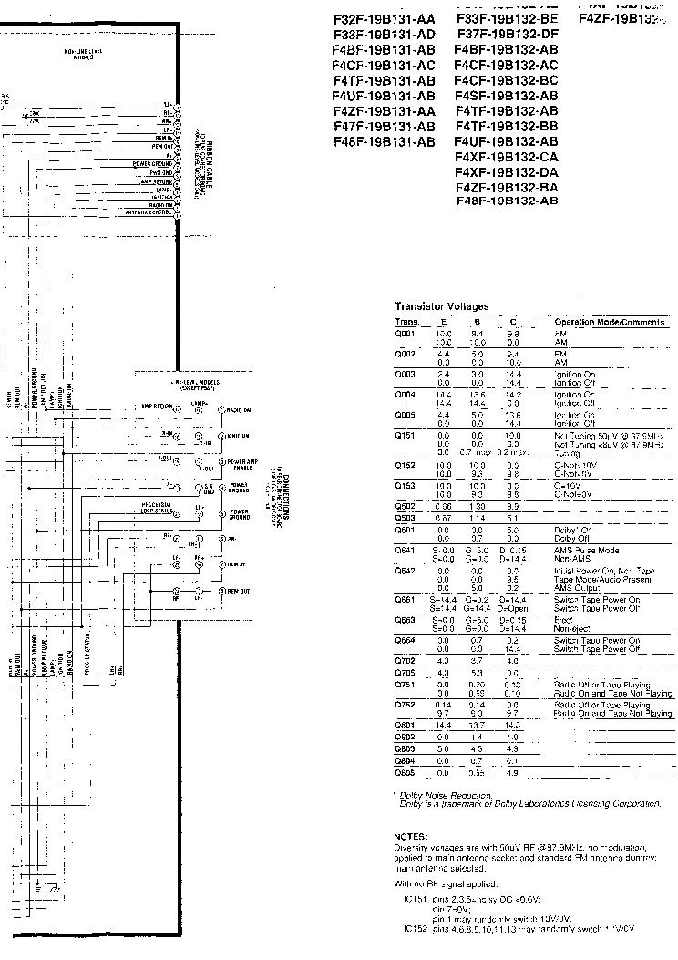 ford sound 2000