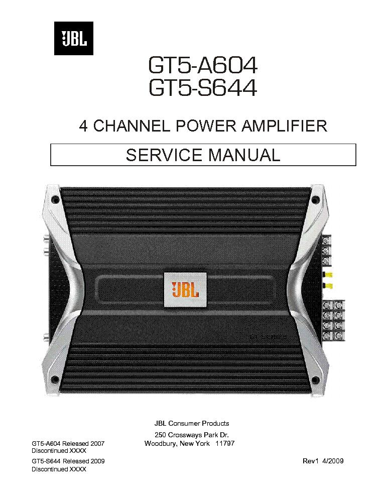 Jbl Gt5
