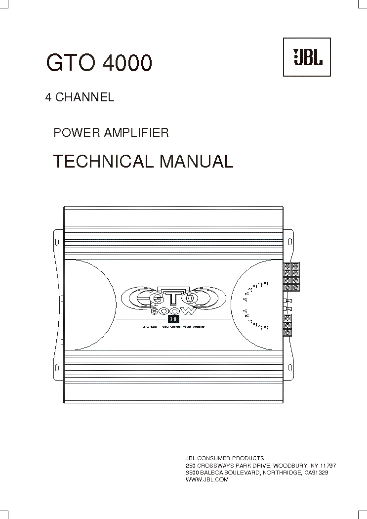 Gto service manual pdf array jbl gto 4000 sm service manual download schematics eeprom repair rh elektrotanya com fandeluxe