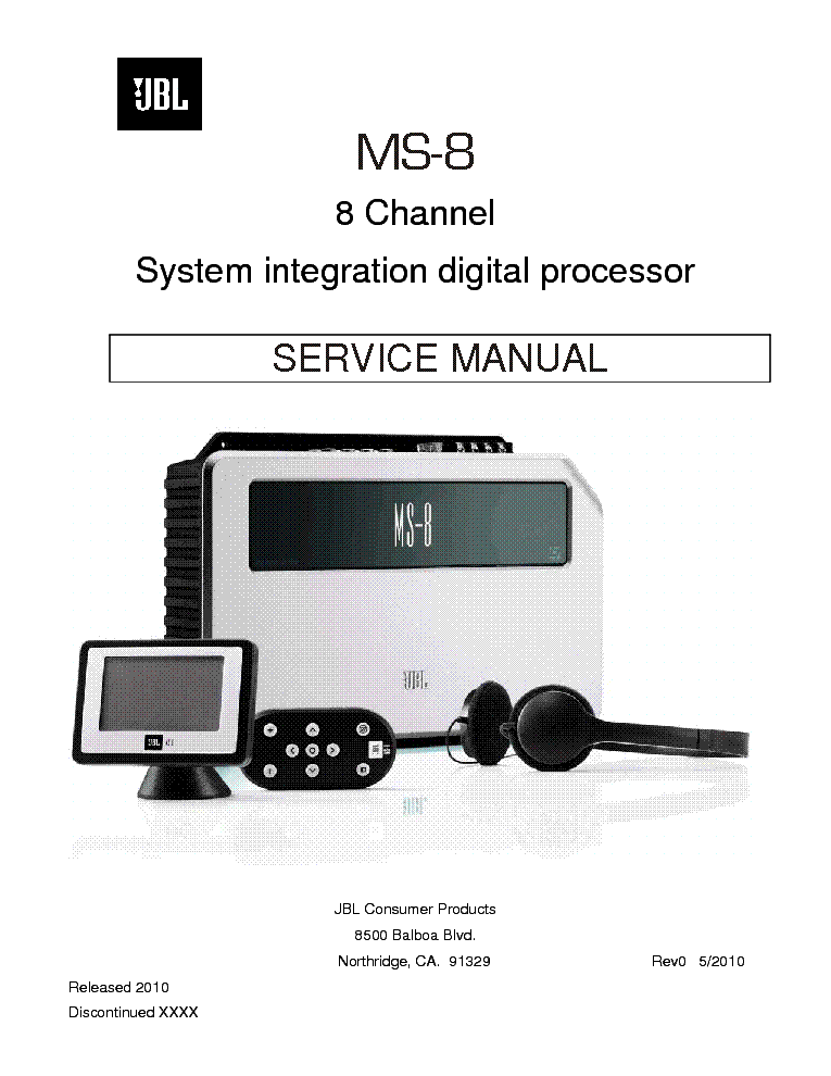 jbl marine amp ma6004 manual
