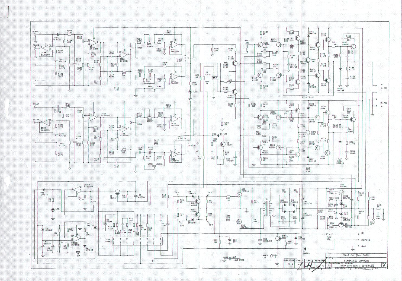 jensen xa 1120 sch service manual schematics jensen