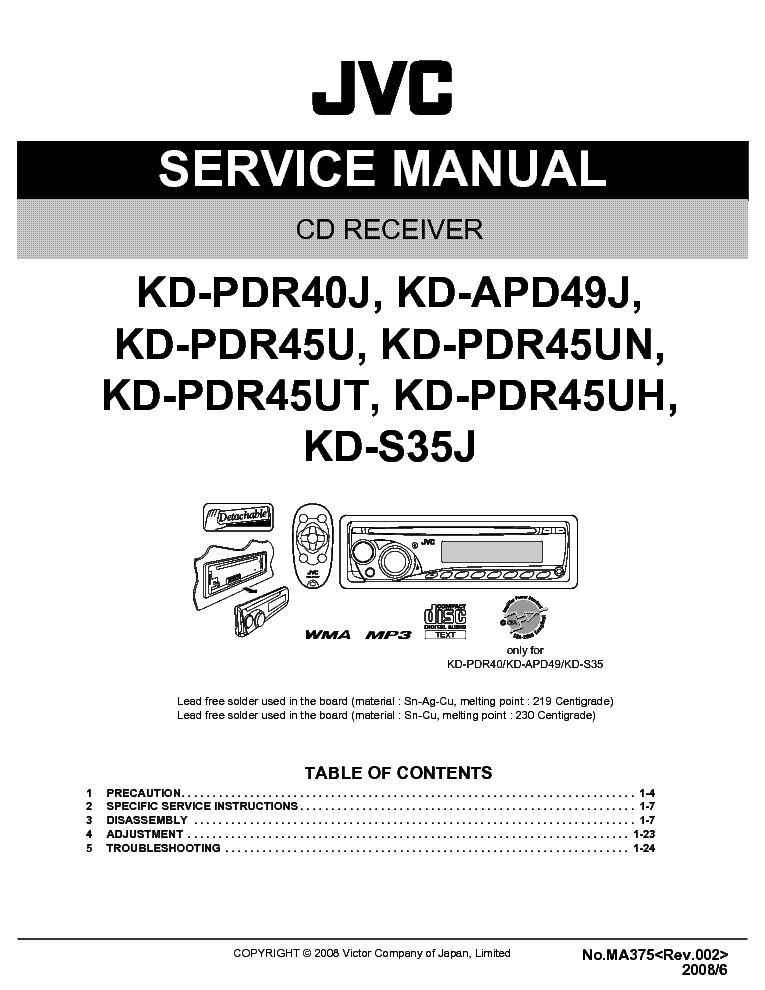 jvc_kd apd49_kd pdr40_kd pdr45_kd s35_ma375_sm.pdf_1 jvc kd apd49 kd pdr40 kd pdr45 kd s35 ma375 sm service manual jvc kd-pdr40 wiring diagram at bayanpartner.co