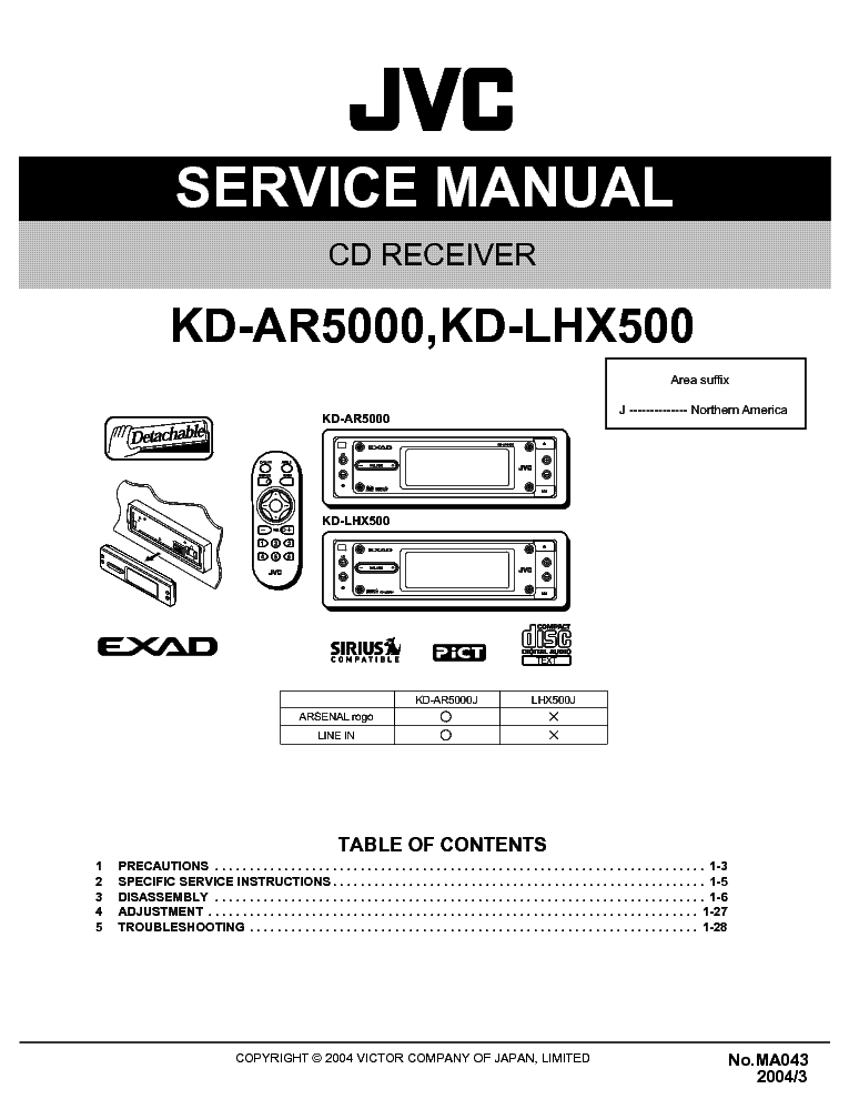 Jvc Subaru Wiring Harness : Jvc kd r wiring harness diagram