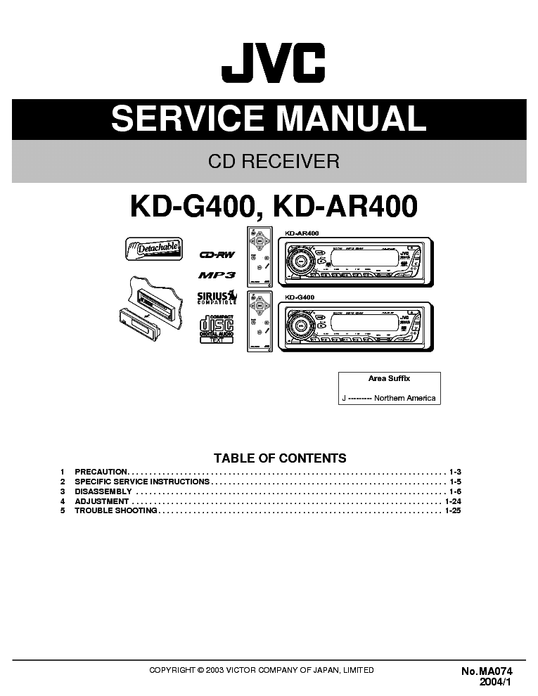 jvc kd g310 user manual manual guide example 2018 u2022 rh bagelpantry com