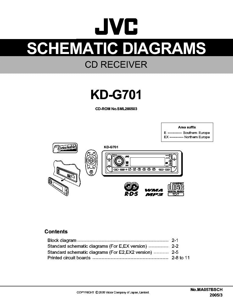 jvc kd-g701 инструкция