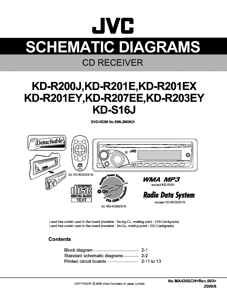 jvc_kd r200_r201_r203_r207_s16_schematic_diagrams.pdf_1 diagrams 12391754 jvc kd s29 wiring diagram subwoofer wiring jvc kd s19 wiring diagram at alyssarenee.co