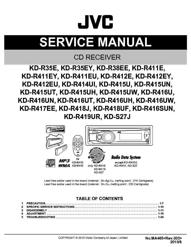 jvc_kd r35e_r38ee_r411ex_r412ex_r414ui_r415ux_r416ux_r417ee_r418uf_r419ur_s27j.pdf_1 jvc ks rt700r service manual download, schematics, eeprom, repair jvc kd-r416 wiring diagram at suagrazia.org