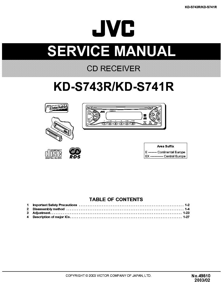 jvc_kd s743r_kd s741r_sch.pdf_1 wiring diagram to hookup mp3 playlor for split track,diagram  at downloadfilm.co